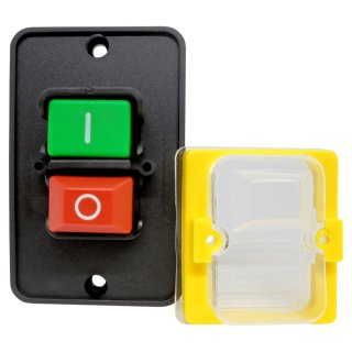 magnetic switch KEDU KJD12-14 230V for workshop machines and stationary power tools