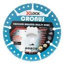 Professional diamond cutting disc X-LOCK Ø125 mm...